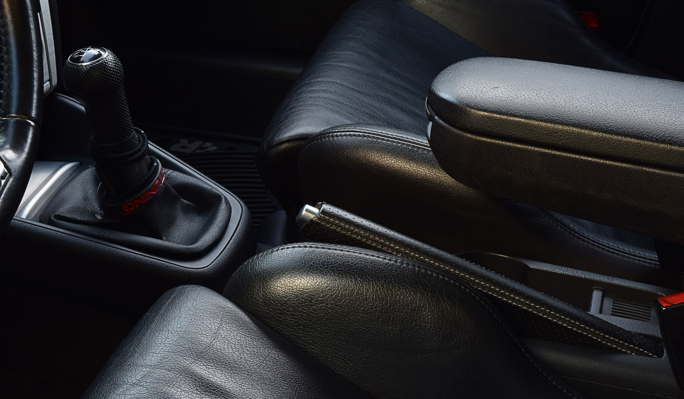VW Golf 1.8T Interior Progress