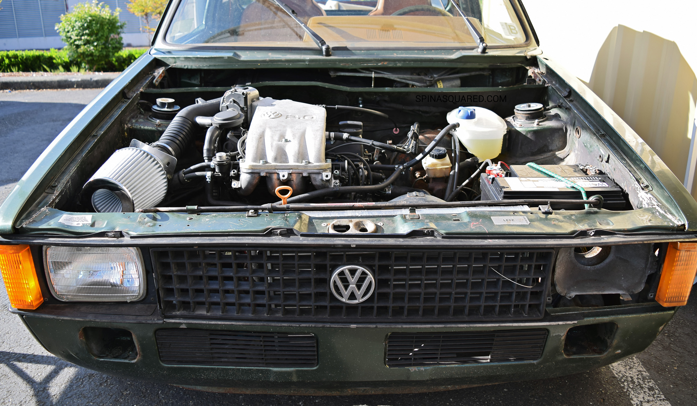 VW Caddy Project Pt.5