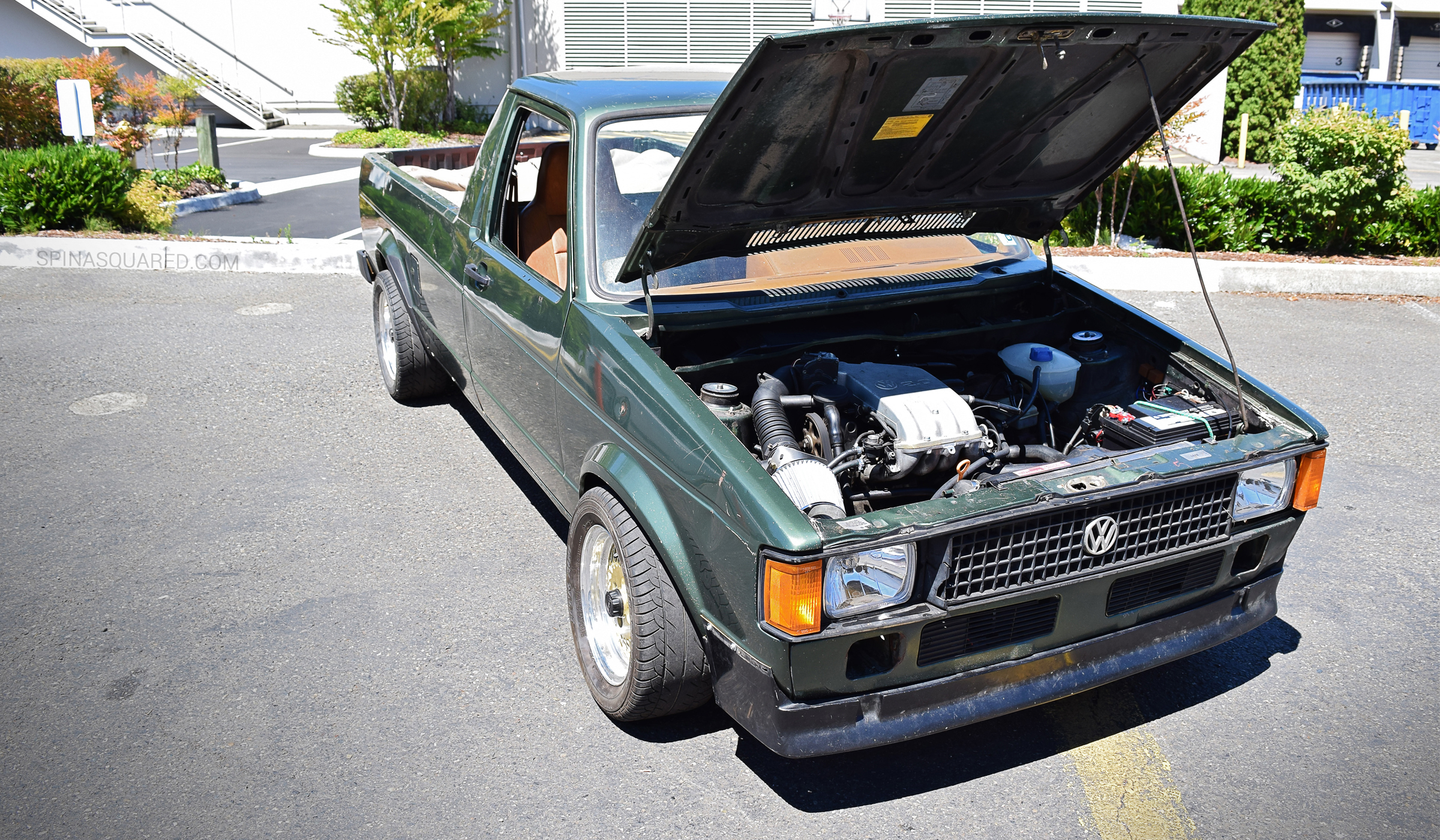 VW Caddy Project Pt.6