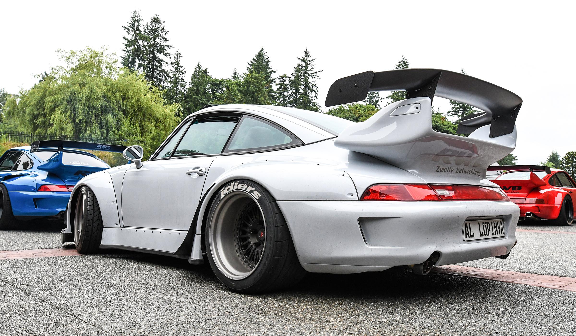 RWB@RTC: Porsche Day